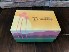 Desert Trip 2016 Welcome Box Image3D View Master 2 Reels Brand New Blue