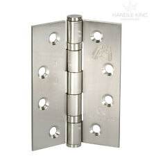 Stainless Steel Ball Bearing Fire Door Hinge Pairs(2) CE Stamped&Fire Rated 100m