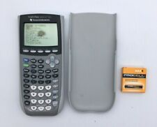 Texas Instruments Ti 84 Plus Silver Edition Graphing Calculator Fast Ship B34
