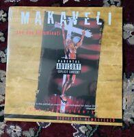 2pac Makaveli Vinyl 2x LP Death Row Dr Dre Snoop Dogg Hip Hop NEW Sealed!