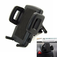 Universal Car Air Vent Mount Cradle Holder Stand For iphone Smart Cell Phone GPS