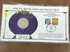 The U.S. Silver Dollar Collection 1921-S Morgan Silver Dollar