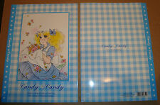CANDY CANDY BLOCK NOTES MADE IN JAPAN   キャンディ・キャンディ   YUMIKO IGARASHI