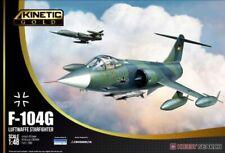 1/48 Kinetic F-104G Luftwaffe Fighter #48083