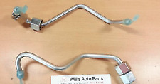 GENUINE NEW FUEL PIPE SET FROM INJECTOR TO RAIL 4EA SUITS KIA K2900 2007-2011