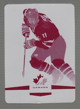 (55202) 2014-15 Upper Deck Canada Juniors Brendan Perlini Magenta Plate #38 (1/1