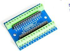 Arduino Terminal Adapter Module For Arduino Nano V3 Avr Atmega 328p Prototyping