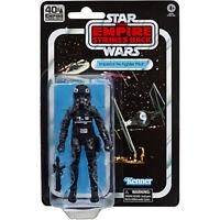Star Wars ESB TIE FIGHTER PILOT 6-Inch Action Figure 40th Anniv Kenner Brand