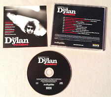 BOB DYLAN - REVISITED / RARE CD ALBUM LES INROCKUPTIBLES ( ANNEE 2005 )