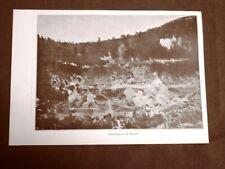 WW1 Prima guerra mondiale 1914-1918 Bombe sul Montello nel 1918 e Vedetta Grappa