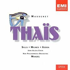 NEW! Massenet: Thais - 2CD RARE!