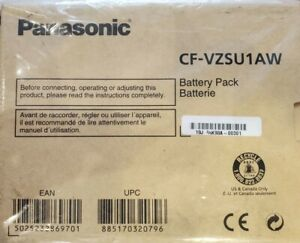 new Panasonic Standard Battery for CF-33 (CF-VZSU1AW)