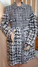 NWT CHANEL Fall 2010 10A Fantasy Tweed Coat Jacket Size 42
