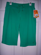 NEW Champion DAZZLING JADE Stretch Exercise Pants Size Small S SM - NWT!