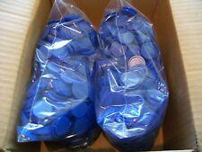 5000 Pfandmarken Wertmarken Event Veranstaltung Einkaufswagenchips Ekw 06 Blau