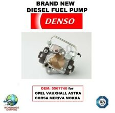 DENSO Diesel pompa di carburante OEM: 5567740 Per Opel Vauxhall Astra Corsa Meriva Mokka