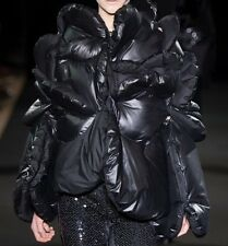 Black JUNYA WATANABE COMME des GARCONS Fall 2014 Circle Puffer Jacket Coat Small