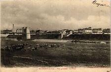 CPA   Balbigny(Loire) - Vue générale -  Le Pont   (359938)