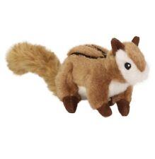 goDog Wildlife CHIPMUNK Small Dog Sneaky Plush Toy with Chew Guard NWT