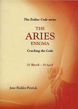 The Aries Enigma: Cracking the Code (Zodiac Code), Good Condition Book, Ridder-P