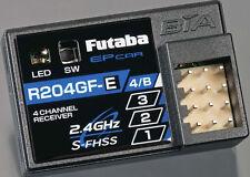 Futaba R204GF-E 4-Channel 2.4GHz S-FHSS Micro Receiver 2PL