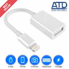 Lightning 8 PIN OTG USB Adaptor Data Transfer For Apple iPad Air 2 A1566 & A1567