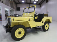 1948 Willys CJ2A | Wonderfully restored