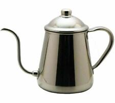 Takahiro Coffee Drip Pot 0.9L SHIZUKU Stainless Steel From Japan