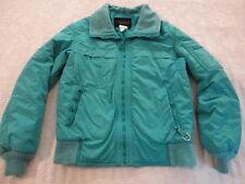 Vintage Girls Womens Head Nylon Poly Thinsulate Winter Ski Jacket (Size 14) nc4