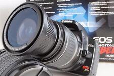 Ultra Wide Angle Macro Fisheye Lens for Canon Eos Digital Rebel & T2i w 18-55 IS
