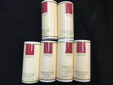 Lot of 6 Avon candid shimmering  body powder 1.4oz new in tubes rare