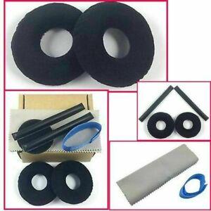 Ear Pads Cushions + Ear Cups For Sennheiser HD25-1 HD25SP Dj HME25 Headset