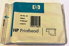 ORIGINAL & SEALED HP90 / C5057A YELLOW PRINTHEAD - SWIFTLY POSTED
