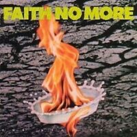 """FAITH NO MORE """"THE REAL THING"""" CD NEW"""
