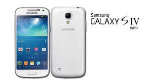 Samsung I9190 Galaxy S4 mini Duos I9192 3G LTE Single Dual SIM 1.5GB RAM 8GB ROM