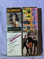 Cameo Cassette Lot of 4 (Single Life, Word Up!, Style, & She's Strange)
