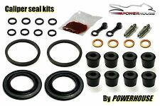 Kawasaki Z 900 Z1-A 1974 front brake caliper seal repair rebuild kit set 74