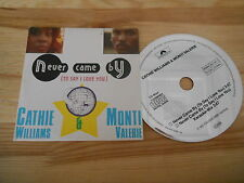 CD Pop Cathie Williams / Monti Valerie - Never Came By (2 Song) MCD POLYDOR