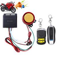 Alarme Telecommande Moto +2 Télécommande Etanche pour Moto Scooter