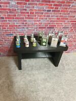 3d printed 1/18 scale 5L CANS & SPRAY CANS 6 OF EACH for garage diorama,