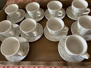 expresso Coffee cup and saucer set