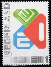 Persoonlijke zegel 60 Jaar TV MNH 35: NPO / Nederland 1,2 & 3