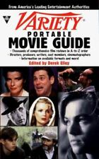 The Variety Portable Movie Guide by Elley, Derek , Mass Market Paperback