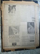 Dr. Pepper Bevrage Drink Newspaper Ad #34