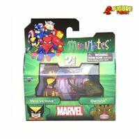 Marvel Minimates Series 47 Wolverine & Brood