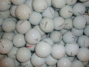 100 TITLEIST PRO V1X GOLF BALLS