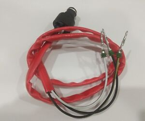 Seadoo 3 wire DESS post security key tether spx gtx sp gti  gsx xp ltd 787 951