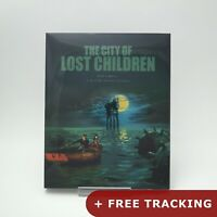The City Of Lost Children .Blu-ray w/ Slipcover