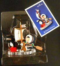 Hallmark Keepsake Ornament FROSTY FRIENDS 2003 in Box with Collector's Card