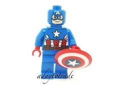 LEGO Marvel Super Heroes Mini Figure - Captain America 76017 SH106 R872